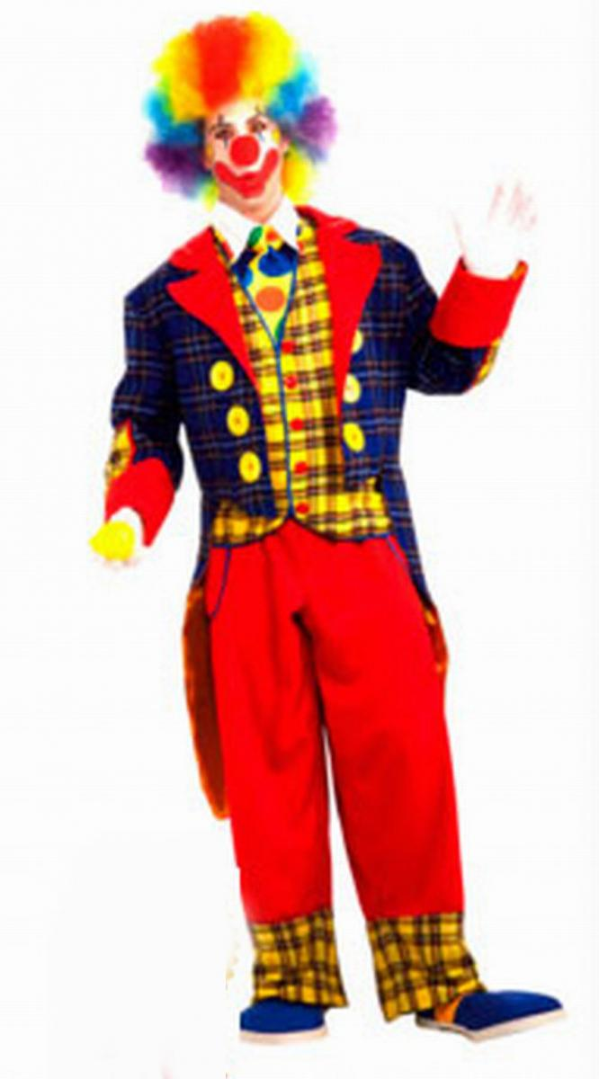 Костюмы своими руками клоун